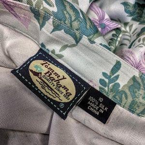 Tommy Bahama Skirts - Tomh Bahama Silk Floral Maxi Skirt